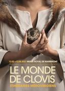 Exposition « Le Monde de Clovis – Itinéraires mérovingiens »
