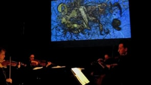 """Daydream Mechanics V Sketch 3"" and the Quatuor Bozzini in concert"