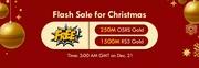 RSorder Christmas Flash Sale 2020