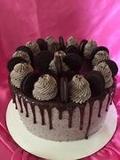 Oreo Obsession Cake
