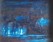 Noel 24 x 30 (2) peinture à l' huile