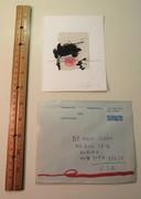 Mail art by Cinzia Farina (Enna, Italy)