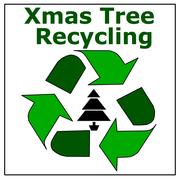 Christmas Tree Recycling At the Gardens Community Gardens (GRA)