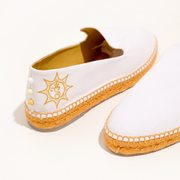 Bromo Embroidery Footwear - Solana