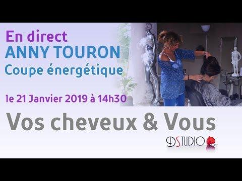Coupe énergétique avec Anny Touron