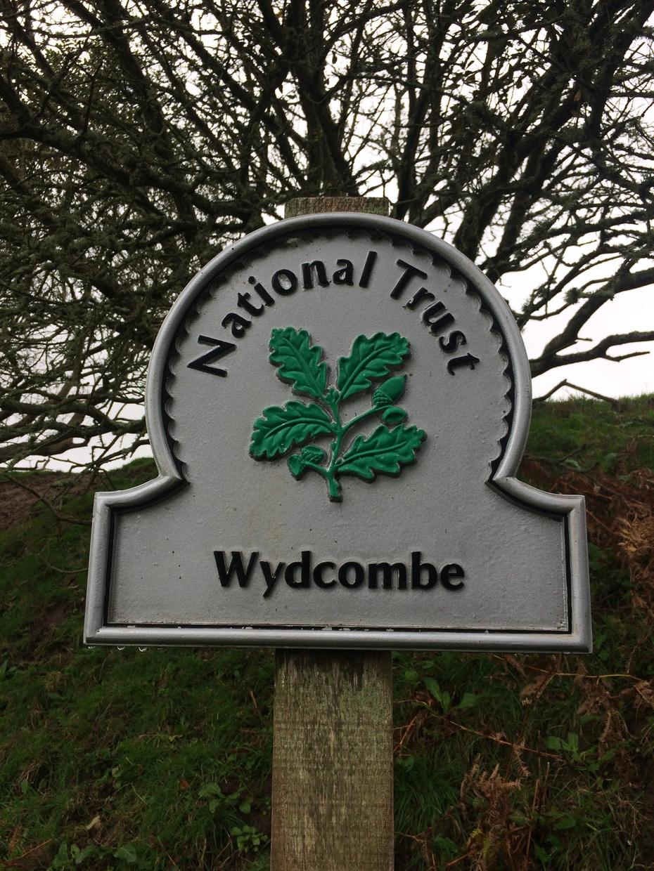 Isle of Wight 2020: St Catherine's Down, Wydcombe & Knowles Farm 29.10.20