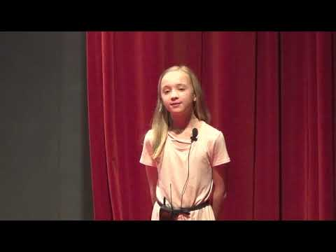 A Positive Mindset Helps! | Sarah Good | TEDxYouth@Columbus