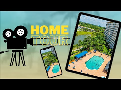 Retiring to Florida – Property Tour Of The Day   4001 Hillcrest Dr APT 511 Hollywood  FL 33021