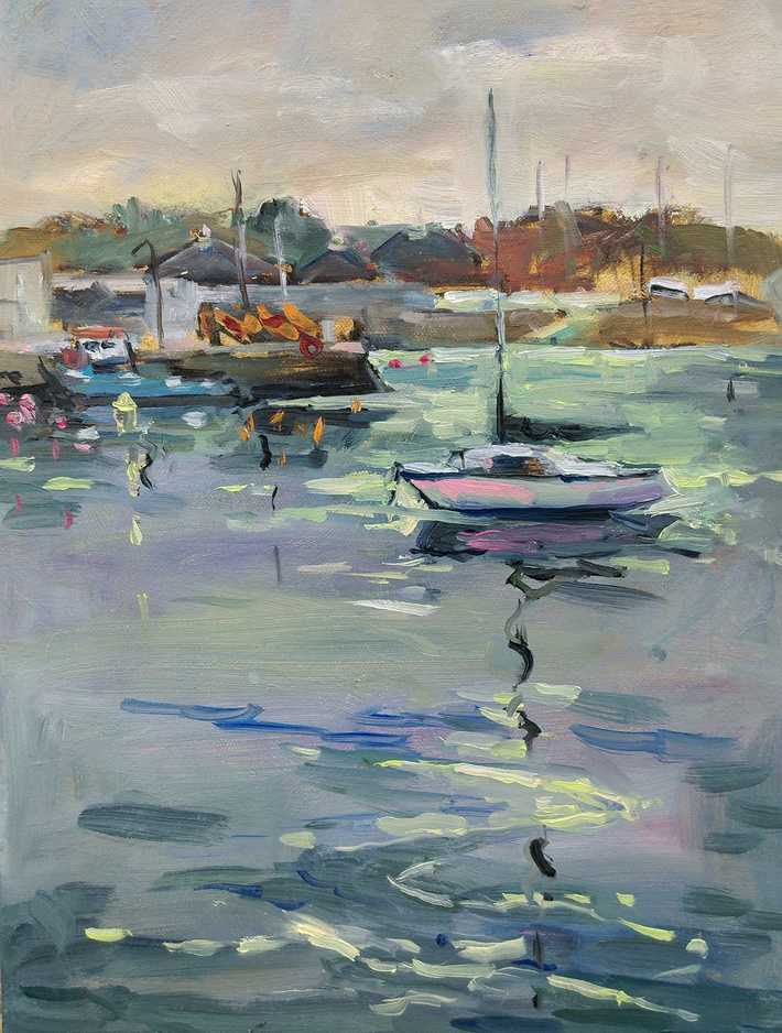 Coal Harbour.  5th Nov 2020