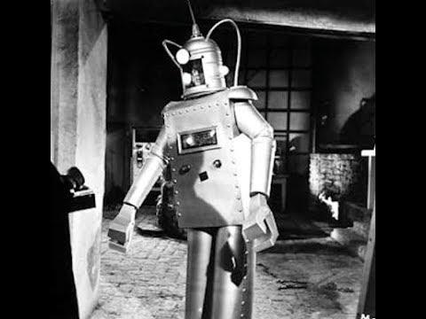 Killer Robot for Christmas