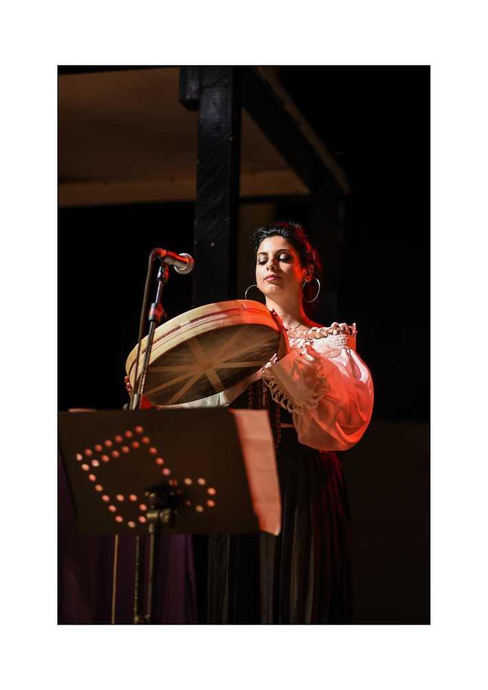 Ilaria Orefice, concerto