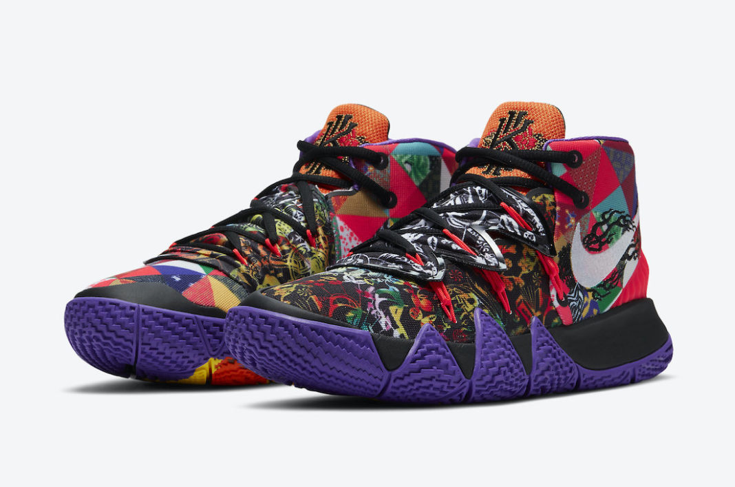 Peep The Nike Kybrid S2 Chinese New Year
