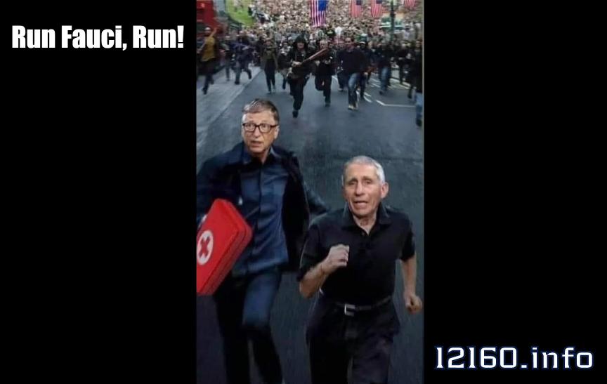 Run Fauci Run