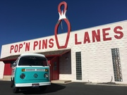 Cruising to Pop'N Pins