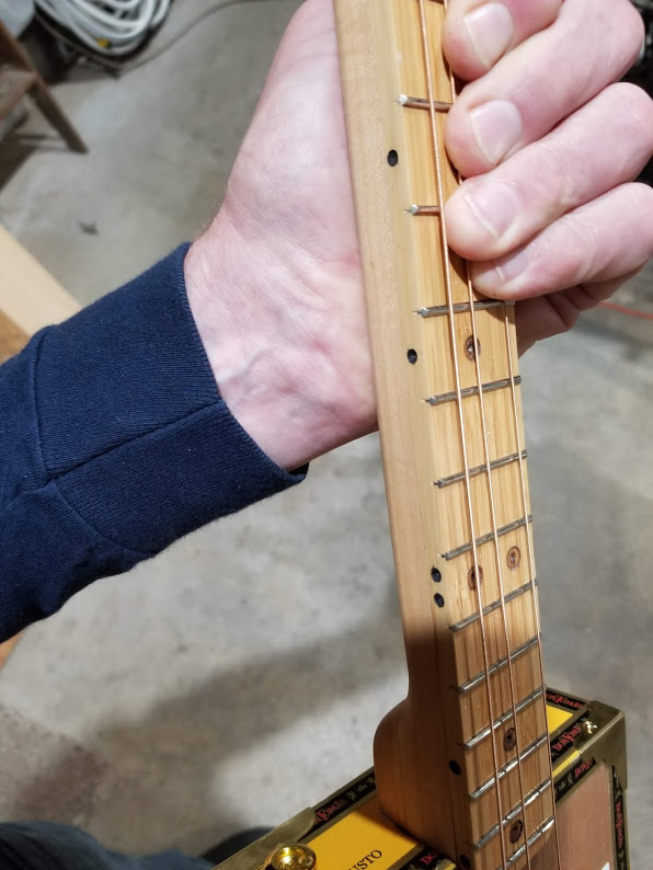 Dale's fret markers