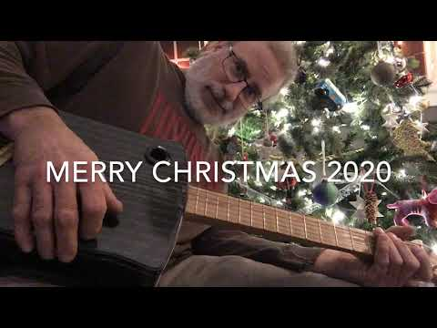 """""""Christmas Stories"""" - Original song written for the 2020 CigarboxNation Christmas Album"""