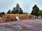 Black Hills Butt & Pass Log Home 12-27-20