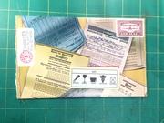 Outgoing document-full  envelope