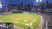 Detroit Tigers Comerica Park