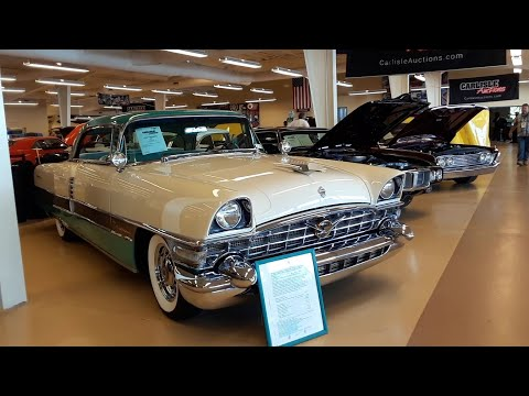 1956 Packard 400 At the 2020 Fall Carlisle Auction