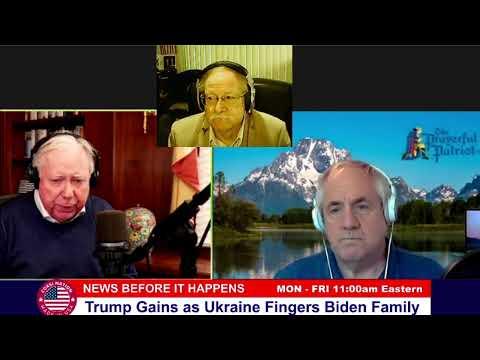 Dr Corsi NEWS 12-29-20: Trump Gains as Ukraine Fingers Biden Family