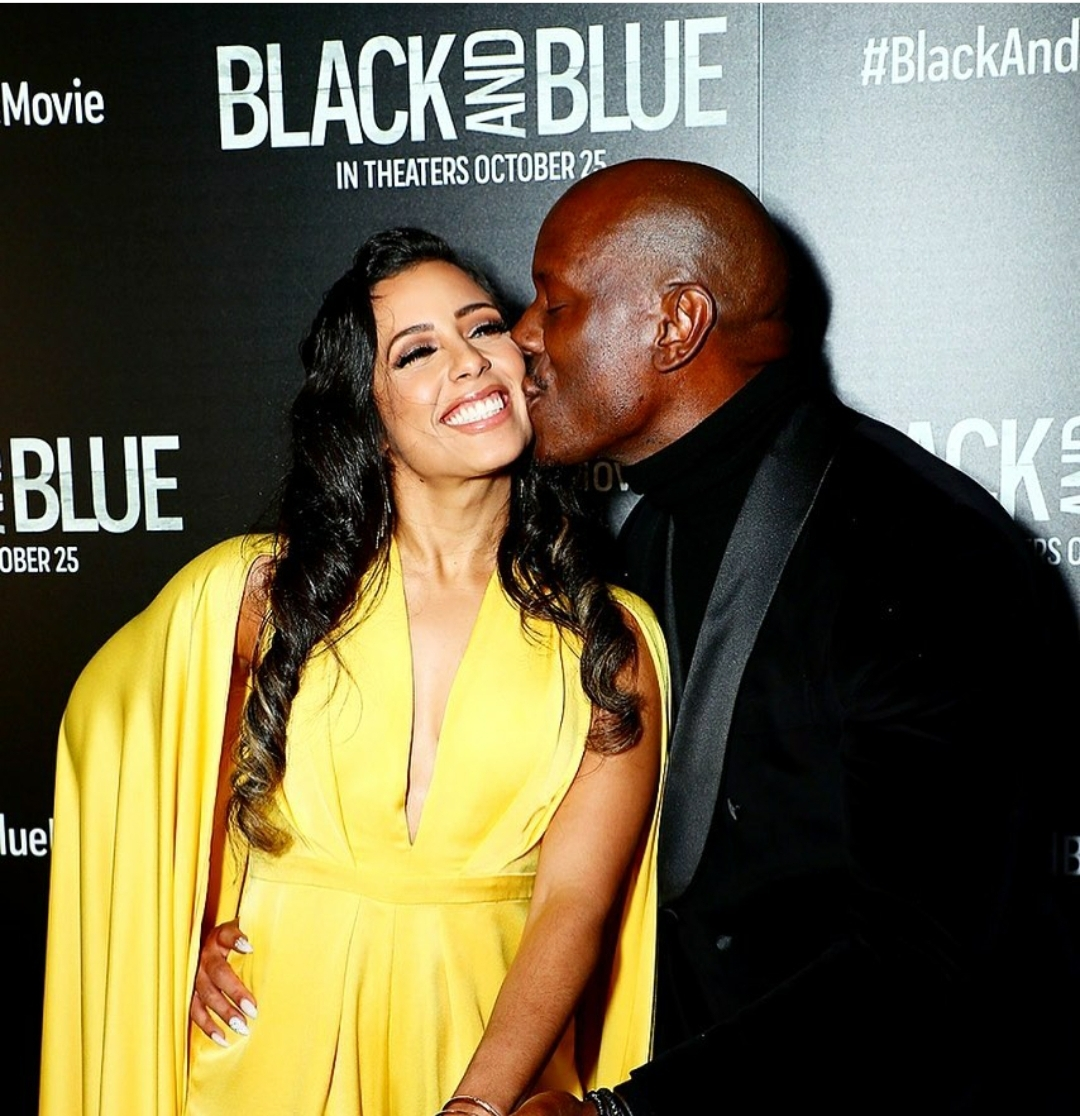 Samantha & Tyrese Are Getting a Divorce