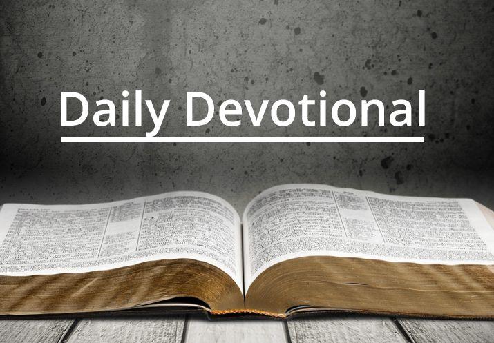 Daily Devotional -