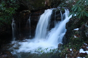 silky shot Gold Creek Falls