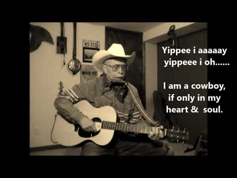 Cowboy Heart & Soul - original by me