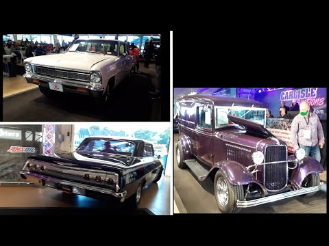 2020 Fall Carlisle Auction 1966 Chevy II 327,1933 Ford Panel,1962 Chevy Impala 409  Video 7