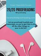 20/20 Spring graphic