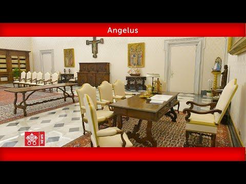 Angelus01 de janeiro 2021 Papa Francisco