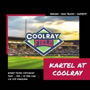 Kartel at Coolray -Lawrenceville, GA  CANCELLED - Re-scheduled for July 24th