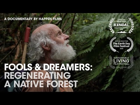 Man Spends 30 Years Turning Degraded Land into Massive Forest – Fools & Dreamers (Full Documentary)
