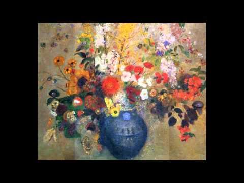 Odilon Redon Fleurs