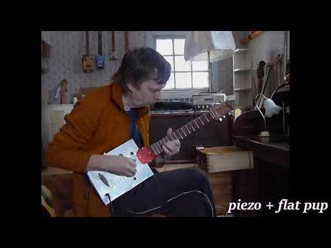 Buddy Bolden's Blues played on a digi box guitar