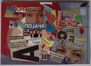 Collage-cards
