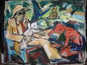 Pham Luc artist- Pham Luc Art Works