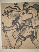 Pham Luc Art Works- War Painting