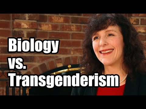 Doctor Destroys Transgenderism with Simple Science