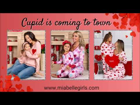 Adorable Valentines Day themed clothing