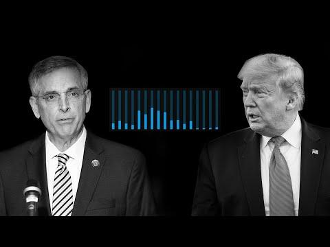 Audio: Trump berates Ga. secretary of state, urges him to 'find' votes