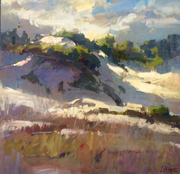 "Larry Moore ""Abstracting the Landscape"" Plein Air"