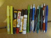 set of old pens