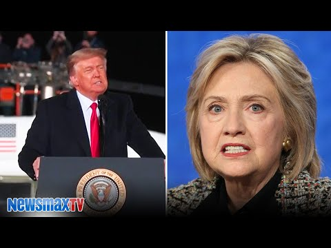 Trump: Hillary's real quiet now