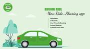 BHUUMI Ride - New Ride Sharing app