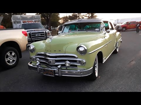 1950 Dodge Coronet Diplomat A Quick Look At the 2020 Fall Carlisle Auction