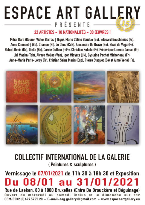 Collectif international Affiche (1)