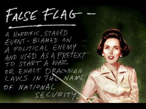 False Flag At The Capitol & Cowards In Congress