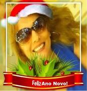 Feliz Natal Luiza